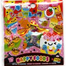 Kamio Japan Happy Foods Sticker Sack Kawaii