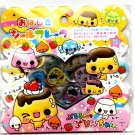 Kamio Japan Pudding Chan Jewel Sticker Sack Kawaii