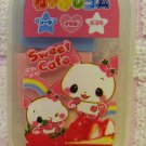 Kamio Japan Sweet Cafe Erasers in Case Kawaii