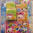 Crux Japan Magical Cookie Box Erasers Set Kawaii