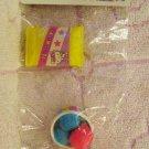 Sanrio Japan Hello Kitty Snack Diecut Erasers Set of 3 2006 Kawaii