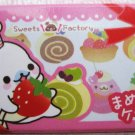 San-X Japan Mamegoma Eraser in Box (C) 2009 Kawaii