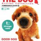 Artlist Collection Japan The Dog Jumbo Sealdass Booklet by Bandai (D) 2003 Kawaii