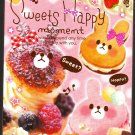Q-Lia Japan Sweets Happy Moment Mini Memo Pad Kawaii