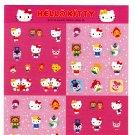 Sanrio Japan Hello Kitty and Friends Sticker Sheet (A) 2006 Kawaii