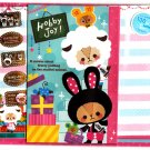Mind Wave Japan Hobby Joy Letter Set with Stickers Kawaii