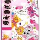Mind Wave Japan Jewel Bear Letter Set with Stickers Kawaii