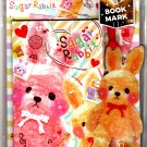 Q-Lia Japan Sugar Rabbit Letter Set with Bookmarks Kawaii