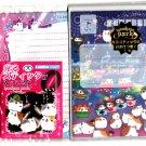 San-X Japan Ham Ham Park Hamster Letter Set 2001 Kawaii