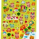 Crux Japan Picnic Land Sticker Sheet Kawaii