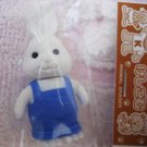 Iwako Japan Rabbit Diecut Eraser (Blue) Kawaii