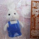 Iwako Japan Rabbit Diecut Eraser (Blue) Kawaii