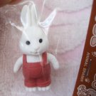 Iwako Japan Rabbit Diecut Eraser (Brown) Kawaii