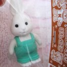Iwako Japan Rabbit Diecut Eraser (Green) Kawaii