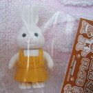 Iwako Japan Rabbit Diecut Eraser (Mango) Kawaii