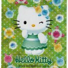 Sanrio Japan Hello Kitty Prism Big Sticker Sheet (A) 2002 Kawaii