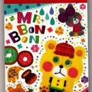 Mind Wave Japan Mr. Bon Bon Mini Memo Pad Kawaii