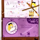 Kamio Japan Fairy Tale World Letter Set with Sticker (B) Kawaii