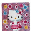 Sanrio Japan Hello Kitty Prism Big Sticker Sheet (C) 2002 Kawaii