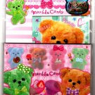 Kamio Japan Marble Candy Letter Set Kawaii
