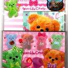 Kamio Japan Marble Candy Letter Set Kawaii