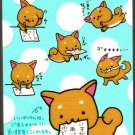 San-X Japan Iiwaken Mini Memo Pad (D) 2010 Kawaii