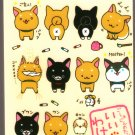 San-X Japan Iiwaken Mini Memo Pad (C) 2011 Kawaii