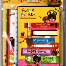 Pool Cool Japan Funny Pocket Letter Set Kawaii