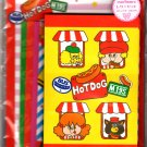 Phoenix Japan Hot Dog Bus Letter Set Kawaii