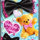Crux Japan Garden Bear Mini Memo Pad Kawaii