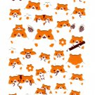 Crux Japan Hamuchan's World Sticker Sheet (D) Kawaii
