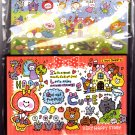 Kamio Japan Very Happy Story Letter Set with Stickers Kawaii