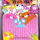 Pool Cool Japan Kororin Animal Letter Set with Stickers Kawaii