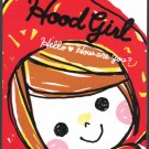 Kamio Japan Hood Girl Mini Memo Pad Kawaii