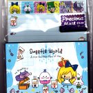 Kamio Japan Sweetie World Letter Set with Stickers (B) Kawaii