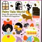 Kamio Japan Fairy Tale World Mini Memo Pad (I) Kawaii