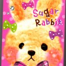 Q-Lia Japan Sugar Rabbit Mini Memo Pad (D) Kawaii