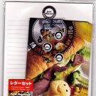 Daiso Japan Petit Dejeuner Letter Set with Stickers Kawaii