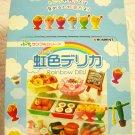 Rement Japan Rainbow Deli Miniatures Complete Set of 10 2007 Kawaii