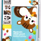 Mind Wave Japan Squirrel's Cheek Pouch Letter Set with Stickers Kawaii