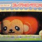 Mind Wave Japan Monkey Plush Strap by Ban Dai New in Box Kawaii