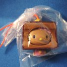 Sanrio Japan Hello Kitty Sachertorte Mascot Strap by Ban Dai 2007 Kawaii