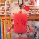 Sanrio Japan Hello Kitty Regional Mascot Charm Zipper Pull New in Box 2006 Kawaii