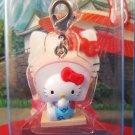 Sanrio Japan Hello Kitty Regional Mascot Charm Zipper Pull 2007 Kawaii