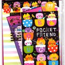 Crux Japan Pocket Friend Letter Set with Stickers Kawaii