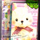 Crux Japan My Love Rabbit Letter Set Kawaii
