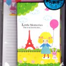 Kamio Japan Little Memories Letter Set Kawaii