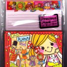 Kamio Japan Lisa's Puppet Show Letter Set with Stickers Kawaii