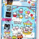 Pool Cool Japan Colorful Skyland Letter Set with Stickers Kawaii
