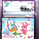 Kamio Japan Chelsea Rabbit Letter Set Kawaii